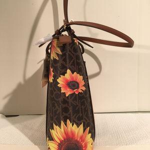 b070907dd76 Calvin Klein Bags - Calvin Klein Sunflower Tote Shopper NWT